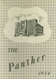Page 1, 1954 Edition, Tripoli High School - Panther Yearbook (Tripoli, IA) online yearbook collection
