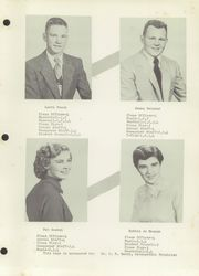 Page 15, 1954 Edition, Tripoli High School - Panther Yearbook (Tripoli, IA) online yearbook collection