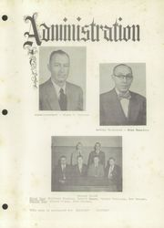 Page 7, 1954 Edition, Tripoli High School - Panther Yearbook (Tripoli, IA) online yearbook collection