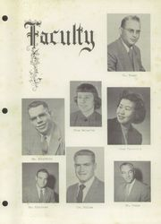 Page 9, 1954 Edition, Tripoli High School - Panther Yearbook (Tripoli, IA) online yearbook collection