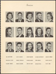Page 11, 1942 Edition, Lamoni High School - Flame Yearbook (Lamoni, IA) online yearbook collection