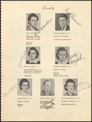 Page 9, 1942 Edition, Lamoni High School - Flame Yearbook (Lamoni, IA) online yearbook collection