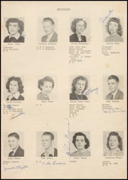 Page 15, 1946 Edition, Lamoni High School - Flame Yearbook (Lamoni, IA) online yearbook collection