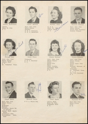 Page 17, 1946 Edition, Lamoni High School - Flame Yearbook (Lamoni, IA) online yearbook collection