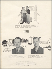 Page 13, 1953 Edition, Lamoni High School - Flame Yearbook (Lamoni, IA) online yearbook collection