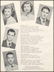 Page 16, 1953 Edition, Lamoni High School - Flame Yearbook (Lamoni, IA) online yearbook collection