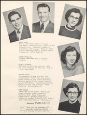 Page 17, 1953 Edition, Lamoni High School - Flame Yearbook (Lamoni, IA) online yearbook collection