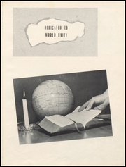 Page 7, 1953 Edition, Lamoni High School - Flame Yearbook (Lamoni, IA) online yearbook collection
