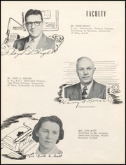 Page 8, 1953 Edition, Lamoni High School - Flame Yearbook (Lamoni, IA) online yearbook collection