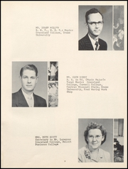 Page 11, 1954 Edition, Lamoni High School - Flame Yearbook (Lamoni, IA) online yearbook collection