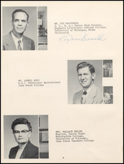 Page 12, 1954 Edition, Lamoni High School - Flame Yearbook (Lamoni, IA) online yearbook collection