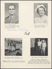 Page 13, 1954 Edition, Lamoni High School - Flame Yearbook (Lamoni, IA) online yearbook collection