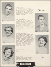 Page 16, 1954 Edition, Lamoni High School - Flame Yearbook (Lamoni, IA) online yearbook collection