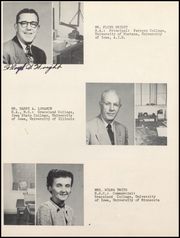 Page 8, 1954 Edition, Lamoni High School - Flame Yearbook (Lamoni, IA) online yearbook collection