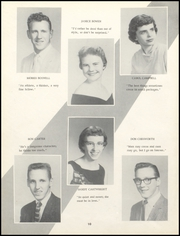 Page 14, 1959 Edition, Lamoni High School - Flame Yearbook (Lamoni, IA) online yearbook collection
