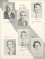 Page 15, 1959 Edition, Lamoni High School - Flame Yearbook (Lamoni, IA) online yearbook collection