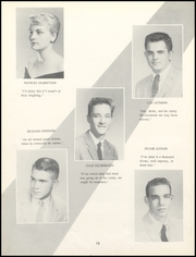 Page 16, 1959 Edition, Lamoni High School - Flame Yearbook (Lamoni, IA) online yearbook collection