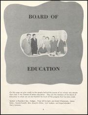 Page 8, 1959 Edition, Lamoni High School - Flame Yearbook (Lamoni, IA) online yearbook collection