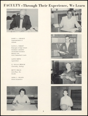 Page 9, 1959 Edition, Lamoni High School - Flame Yearbook (Lamoni, IA) online yearbook collection