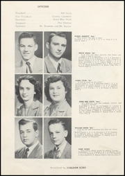 Page 10, 1950 Edition, Earlham High School - Memories Yearbook (Earlham, IA) online yearbook collection