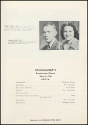 Page 13, 1950 Edition, Earlham High School - Memories Yearbook (Earlham, IA) online yearbook collection