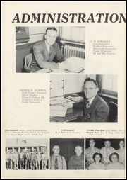 Page 6, 1950 Edition, Earlham High School - Memories Yearbook (Earlham, IA) online yearbook collection