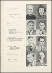 Page 7, 1950 Edition, Earlham High School - Memories Yearbook (Earlham, IA) online yearbook collection