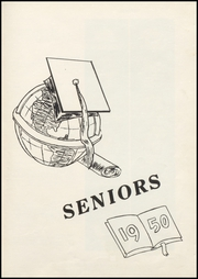 Page 9, 1950 Edition, Earlham High School - Memories Yearbook (Earlham, IA) online yearbook collection