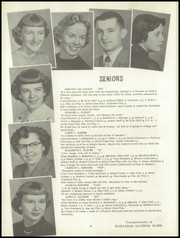 Page 12, 1952 Edition, Earlham High School - Memories Yearbook (Earlham, IA) online yearbook collection