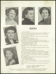 Page 14, 1952 Edition, Earlham High School - Memories Yearbook (Earlham, IA) online yearbook collection