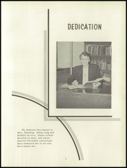 Page 7, 1952 Edition, Earlham High School - Memories Yearbook (Earlham, IA) online yearbook collection