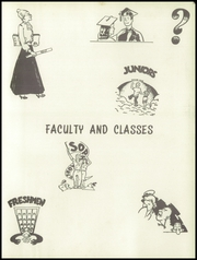 Page 9, 1952 Edition, Earlham High School - Memories Yearbook (Earlham, IA) online yearbook collection