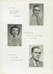 Page 15, 1949 Edition, Pella Christian High School - Memories Yearbook (Pella, IA) online yearbook collection