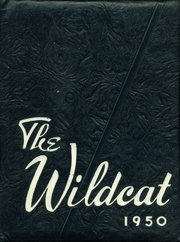 1950 Edition, Hamburg High School - Wildcat Yearbook (Hamburg, IA)
