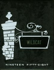 1958 Edition, Hamburg High School - Wildcat Yearbook (Hamburg, IA)