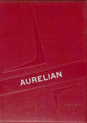 Page 1, 1957 Edition, Aurelia High School - Aurelian Yearbook (Aurelia, IA) online yearbook collection