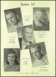 Page 12, 1957 Edition, Aurelia High School - Aurelian Yearbook (Aurelia, IA) online yearbook collection