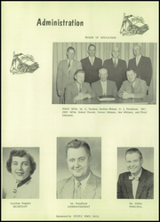 Page 8, 1957 Edition, Aurelia High School - Aurelian Yearbook (Aurelia, IA) online yearbook collection