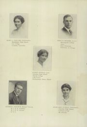 Page 10, 1916 Edition, Cherokee High School - Cherokean Yearbook (Cherokee, IA) online yearbook collection