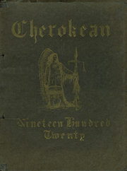 Page 1, 1920 Edition, Cherokee High School - Cherokean Yearbook (Cherokee, IA) online yearbook collection