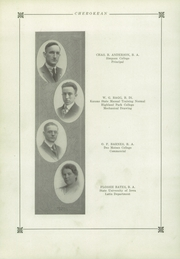 Page 12, 1920 Edition, Cherokee High School - Cherokean Yearbook (Cherokee, IA) online yearbook collection