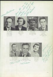 Page 11, 1954 Edition, Manson High School - Eagle Yearbook (Manson, IA) online yearbook collection