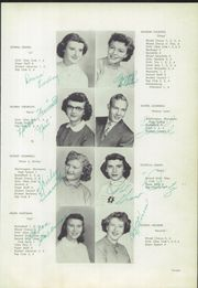 Page 17, 1954 Edition, Manson High School - Eagle Yearbook (Manson, IA) online yearbook collection