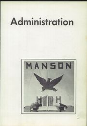 Page 9, 1954 Edition, Manson High School - Eagle Yearbook (Manson, IA) online yearbook collection