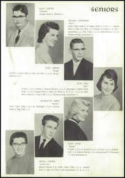 Page 13, 1958 Edition, Manson High School - Eagle Yearbook (Manson, IA) online yearbook collection