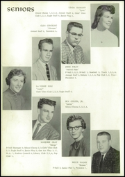 Page 14, 1958 Edition, Manson High School - Eagle Yearbook (Manson, IA) online yearbook collection