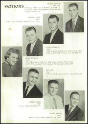 Page 16, 1958 Edition, Manson High School - Eagle Yearbook (Manson, IA) online yearbook collection