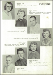 Page 17, 1958 Edition, Manson High School - Eagle Yearbook (Manson, IA) online yearbook collection