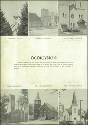 Page 6, 1958 Edition, Manson High School - Eagle Yearbook (Manson, IA) online yearbook collection