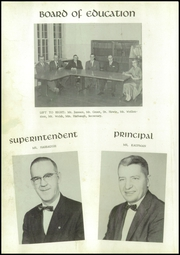 Page 8, 1958 Edition, Manson High School - Eagle Yearbook (Manson, IA) online yearbook collection